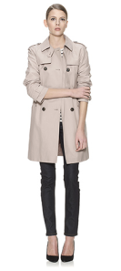Whistles Riley trench coat £155