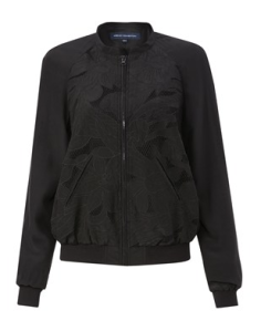 French Connection- Petal Bomber Jacket , £120