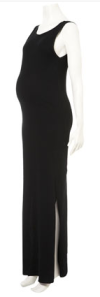 Topshop - Maternity v back maxi dress - £18