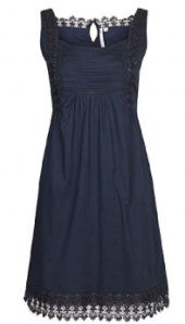 Crew Clothing- Corina cotton dress, £55