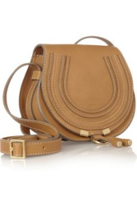 Chloe - Marcie mini leather shoulder bag