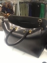 Sophie Hulme- Double zip bag, £540