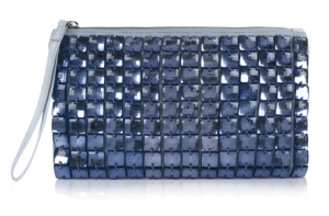 Jigsaw - Square sequin pouch, £69