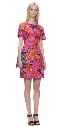 Whistles- Victoria Floral Cotton Dress, £135