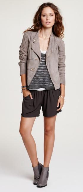 Hush - Chloe shorts, £46