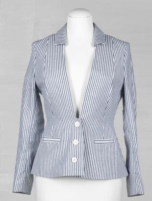 & Other Stories- Striped Blazer, £79