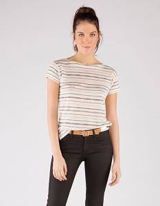 Comptoir des Cotonniers- Linen T- Shirt, £55